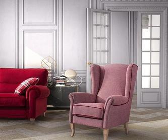 Modelo Stylo: Sofás y sillones de Raúl Ortuño Sofás