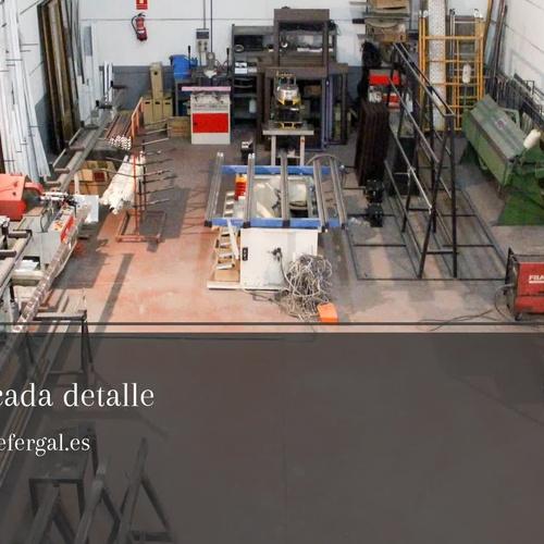 Cerramientos de cristal en Madrid sur   Cerrajería Vefergal