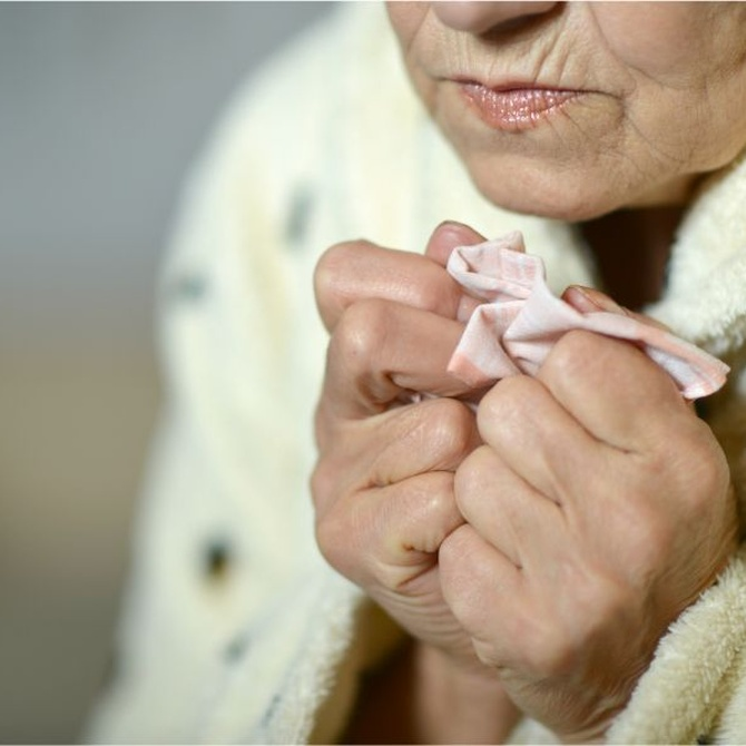 Cuidados a personas dependientes en la ola de frío