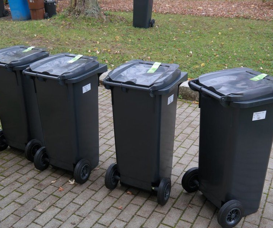 Recomendaciones para eliminar malos olores en los cubos de basura