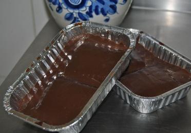 6 Tarta de Chocolate de la Abuela Joaquina.
