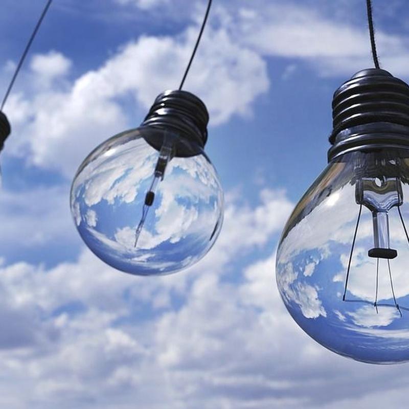 Luz Repsol: Productos y servicios de Petroal