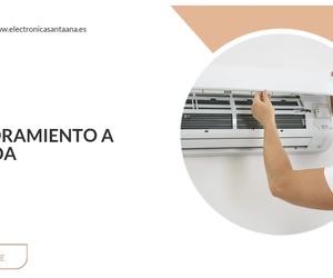 Reparación de electrodomésticos en Hellín: Electrónica Santa Ana