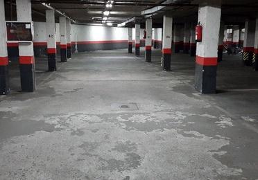 Restauración de pavimentos deteriorados