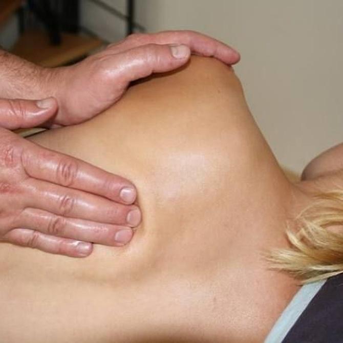 ¿Qué es una contractura muscular?