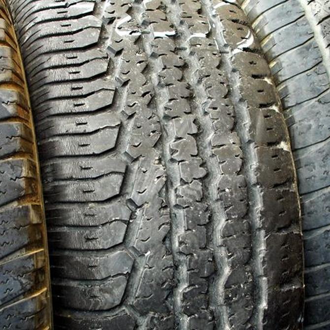 Vigila el estado de tus neumáticos