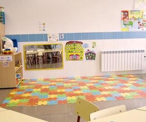 Una de las aulas de Cangurs