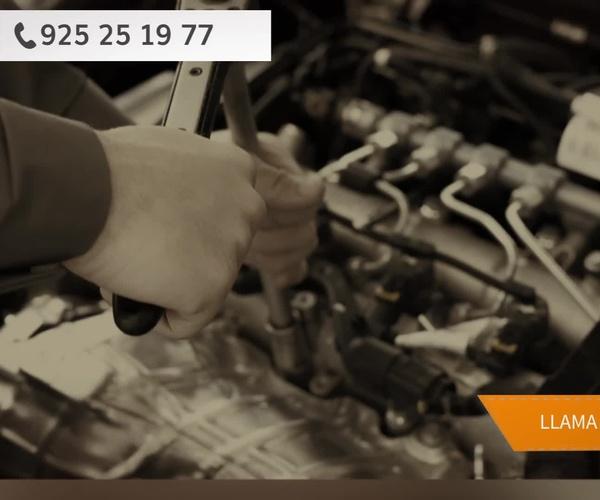 Vehículos industriales en Toledo | Talleres Tomás Garrido
