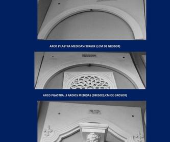 Frisos: Catálogo de I. De Escayolas Palomares