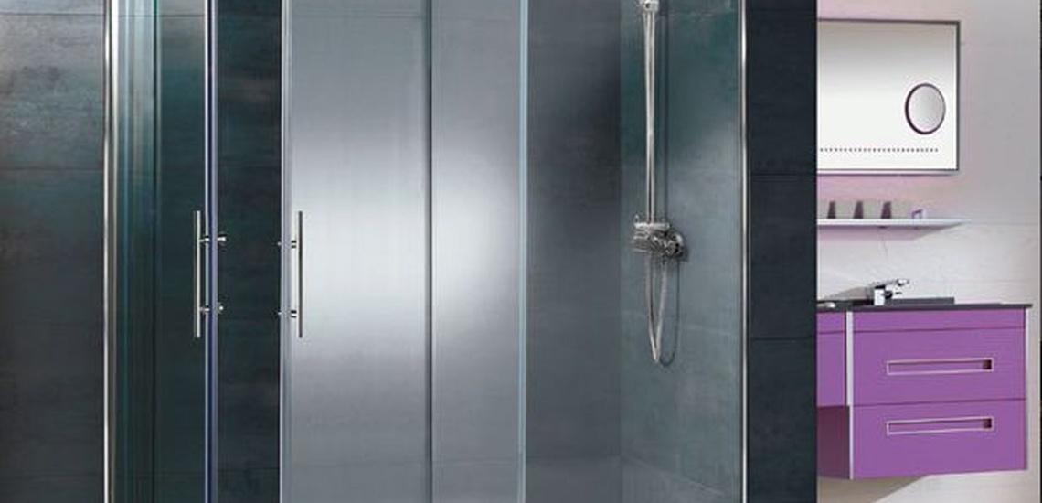 Baño de diseño en Fuenlabrada con duchas muy modernas