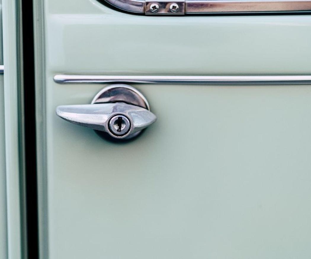 Las llaves de coches a lo largo del tiempo