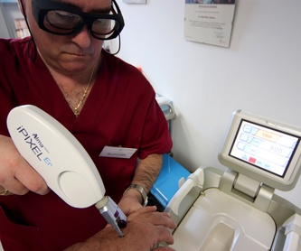 SR AFT: Fotorrejuvenecimiento de la piel: Tratamientos de Fabián Mirón Medicina Estética