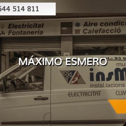 INSMUN services - Instaladores, Fontaneros, Electricistas, Aire Acondicionado