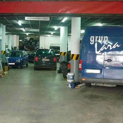 Talleres de automóviles en Manresa