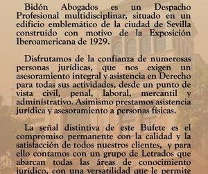Galería de Abogados en Sevilla   Bidón Abogados, S.L.