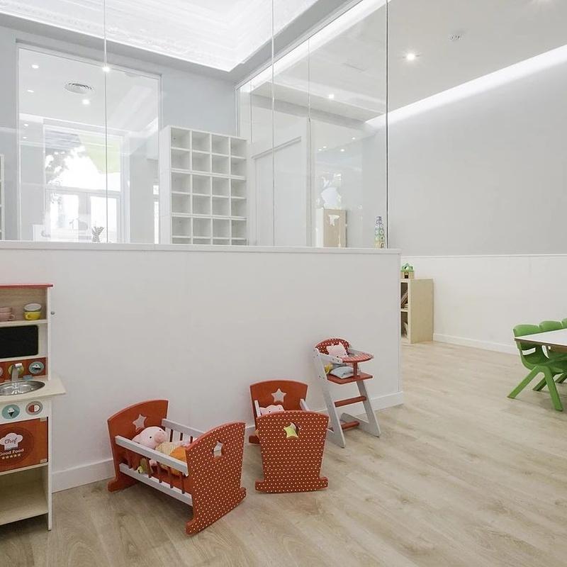 Nursery Project ELS NINS: Services and jobs de AC Barcelona