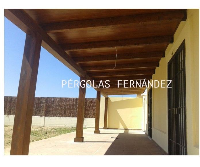 Porches: Productos de Pérgolas Fernández