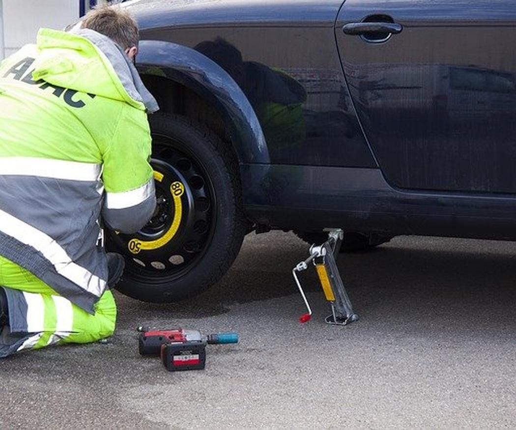¿Cuántos kilómetros puedo hacer con un neumático de repuesto?