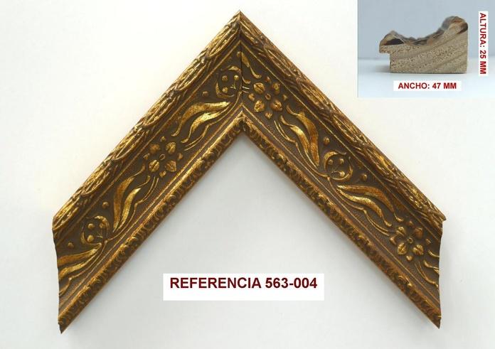 REF 563-004: Muestrario de Moldusevilla