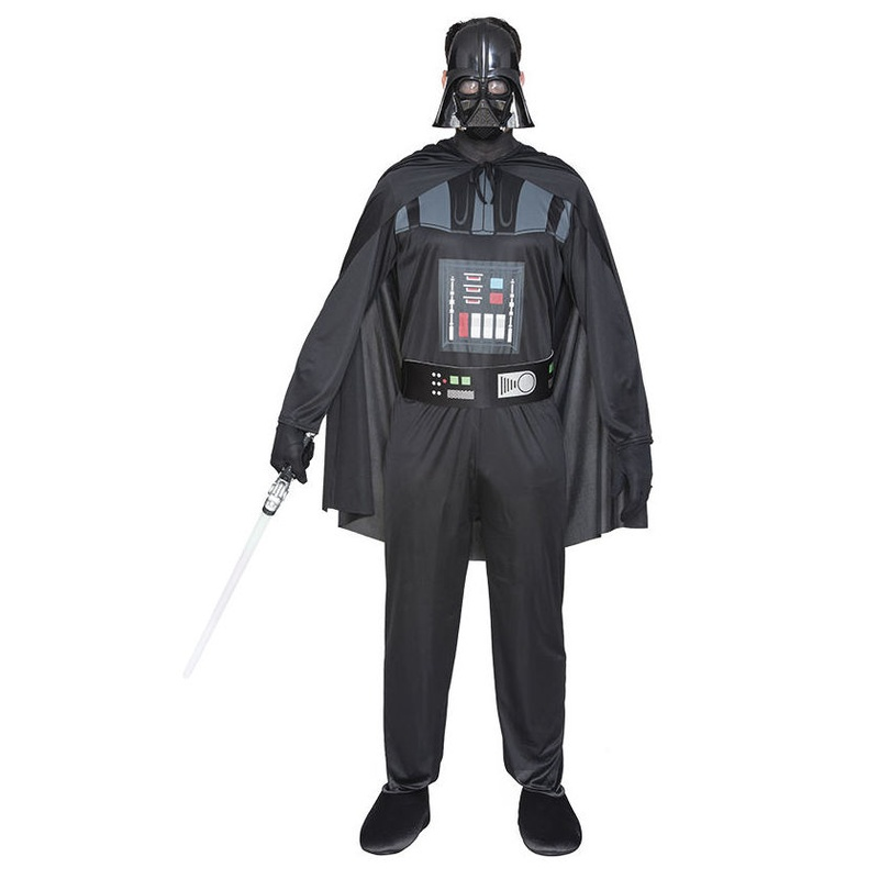 Disfraz caballero oscuro adulto