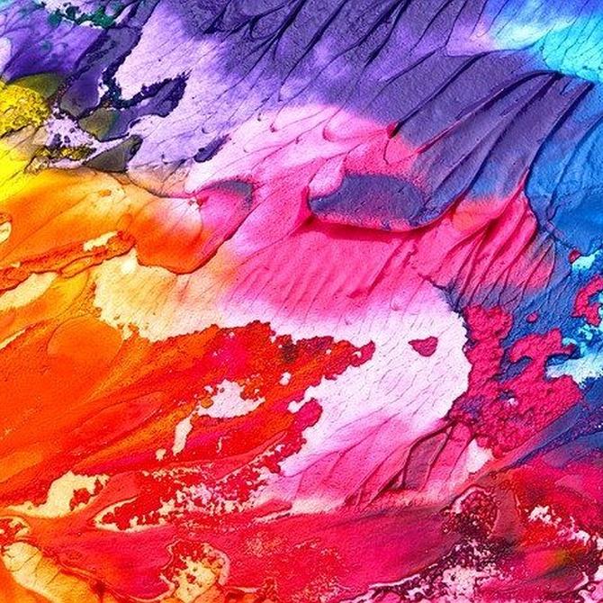 Círculo cromático y combinación de colores