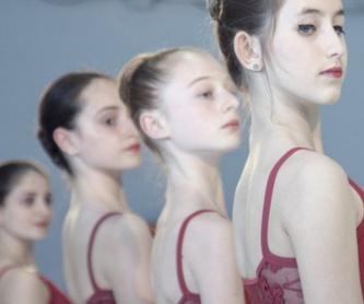 Formación avanzada: CURSOS de Escola de Ballet Clàssic David Campos
