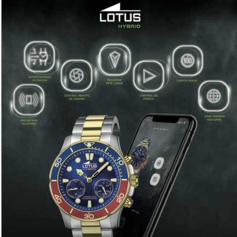 30% descuento relojes Lotus Hybrid y Viceroy Smart: Catálogo de Joyeria MENDOZA