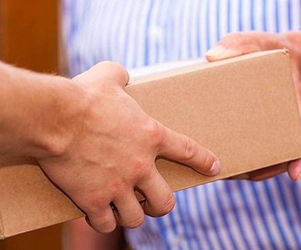 Servicio de paquetería