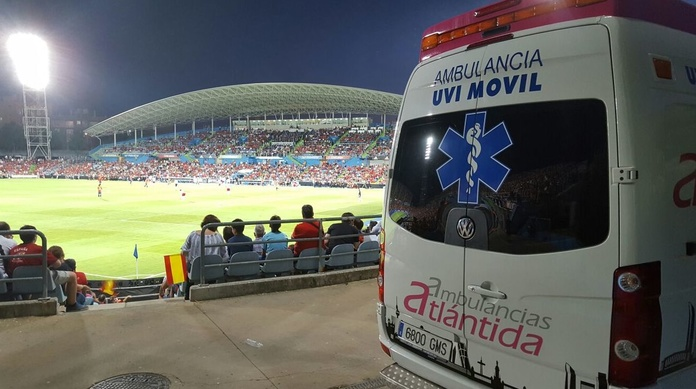 Cobertura para la Selección Española de Futbol