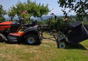 Maquinaria de jardinería y generadores