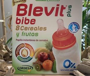 Blevit Bibe 8cereales y fruta