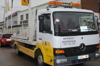 Servicios: Renault Grupo Aries Illescas