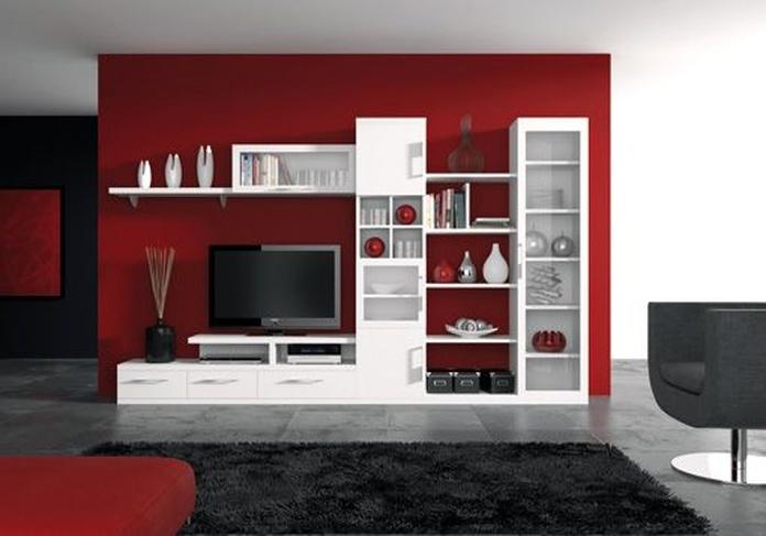 Salones modernos: Productos de Muebles Comar