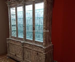 Envejecido-actualizado de vitrina vintage, por Restauracions Jordi Nóbrega