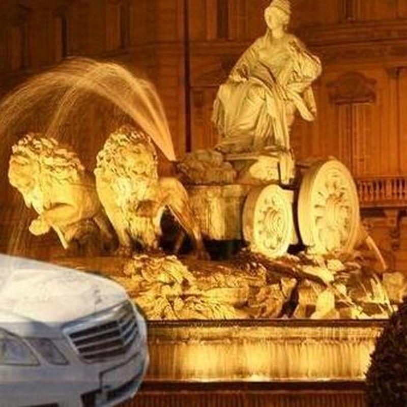 Radio taxi Madrid