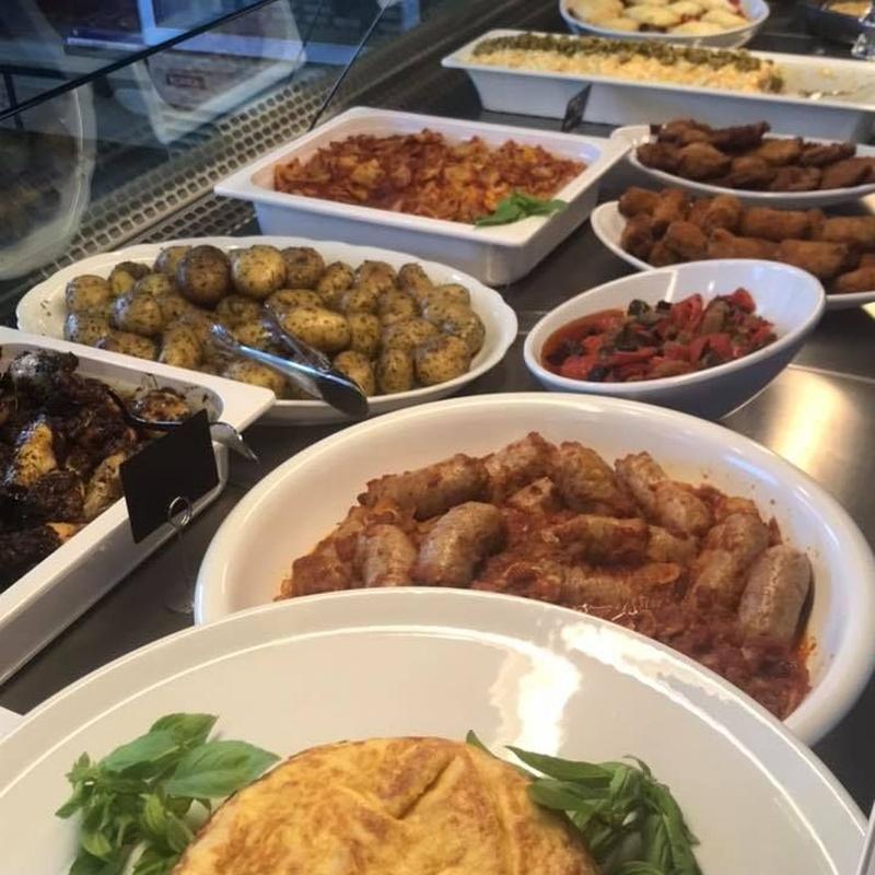Platos Preparados: Nuestros Servicios de LA MÚRGOLA BOIX, menjar per emportar