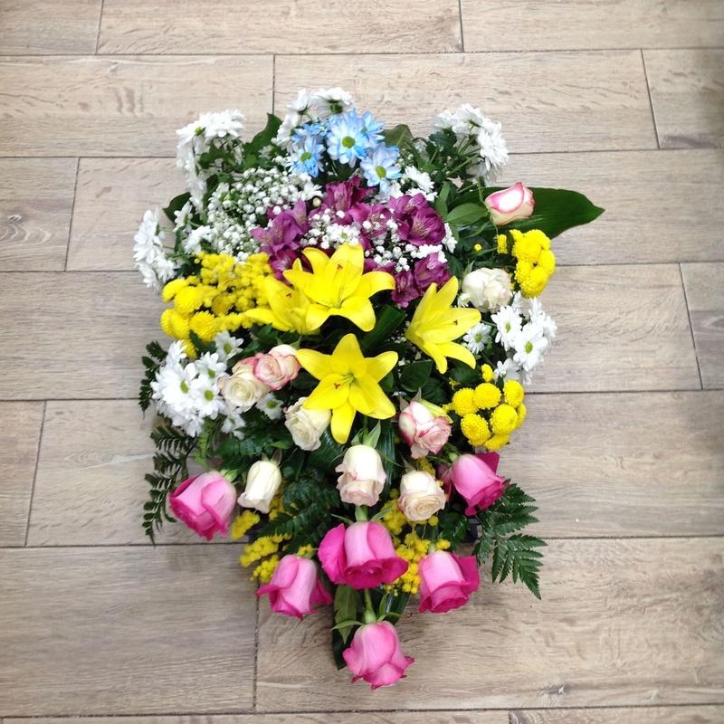 Centro de flor: Servicios de Floristería Contreras