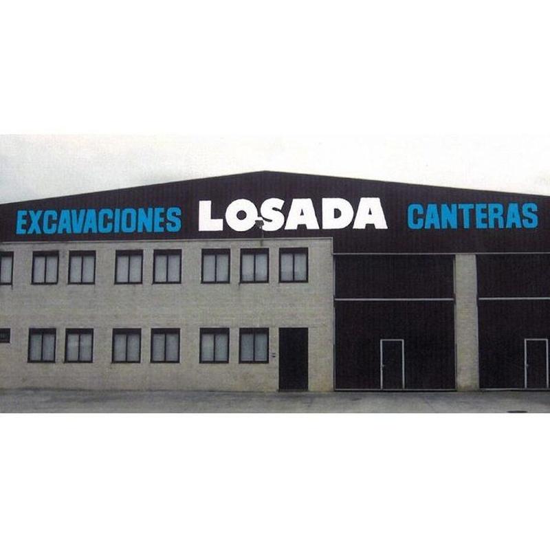 Venta de áridos de cantera: Servicios de Hijos de José Losada Cancelo, S.A.