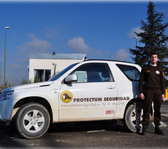 Patrullas: Servicios de Protectum Seguridad