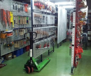 Suministros industriales en Guipúzcoa
