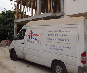 Empresa de aislamiento acústico en Jaén