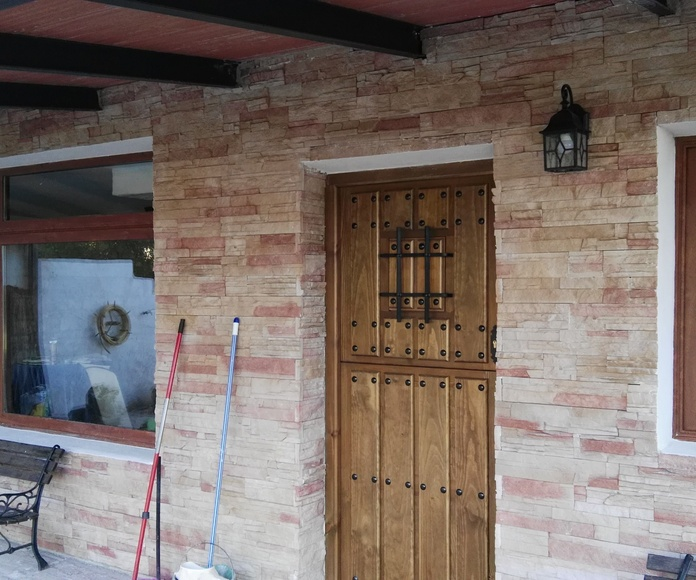 Última reforma: Trabajos de Construcciones Javier Villar
