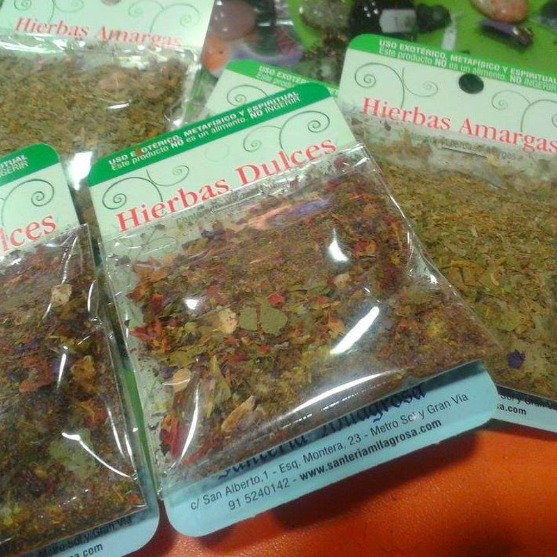 Hierbas Amargas y Dulces: Cursos y productos de Racó Esoteric Font de mi Salut