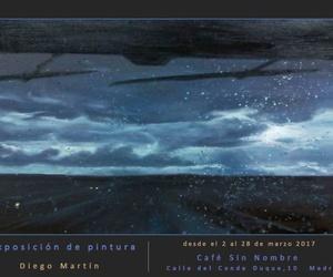 Exposición de nuestro alumno Diego Martín