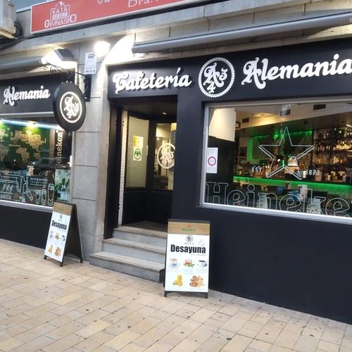 Bar Cervecería en Salamanca