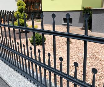 Puertas: Servicios de Construcciones Metálicas Metalvil