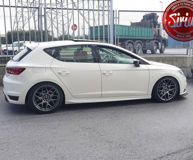 Seat Leon 5F - ST Suspension