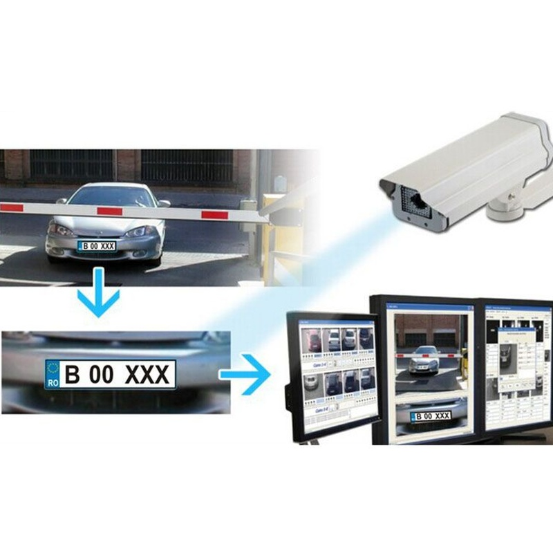 LPR License Plate Recognition: Products and services de Systeline Telecomunications