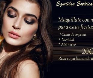 Promoción en maquillajes