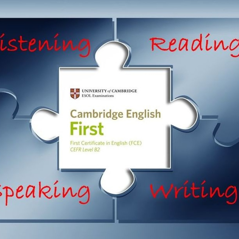 FCE: FINAL PREPARATION                                             NIVEL B2: Cursos de Oxford School of English